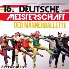 Finale + Vorrunde Deutsche Meisterschaft der Männerballette in RIESA * SACHSENarena,
