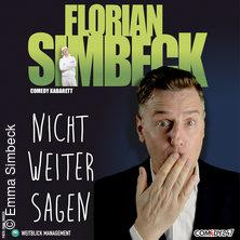 Florian Simbeck: Nicht weitersagen!