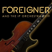 Foreigner: And The IP Orchestra in MAINZ * OPEN AIR Volkspark Mainz,