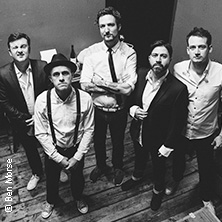 Frank Turner & The Sleeping Souls - Be More Kind World Tour in WÜRZBURG * Posthalle,