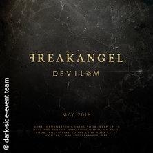 Freakangel & Devil M in BONN * Music Club Session,