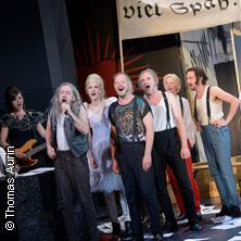 Freiheit in Krähwinkel - Schauspielhaus Bochum in BOCHUM * Kammerspiele