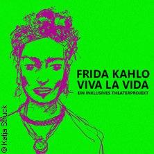 Frida Kahlo, Viva la vida - Ein inklusives Theaterprojekt in WUPPERTAL * Immanuelskirche,