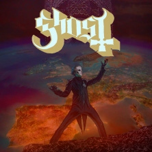 Ghost - A Pale Tour Named Death Europe 2019