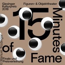 Giesinger Kulturpreis 2018 in MÜNCHEN * Versicherungskammer Bayern,