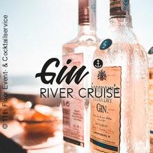 Gin River Cruise Trier in TRIER * Anlegestelle Zurlauben,