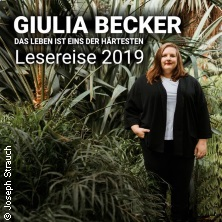 Giulia Becker in Köln * Gloria-Theater,
