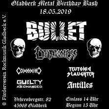 Gladbeck Metal Birthday Bash
