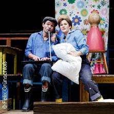 Gold! - Badisches Staatstheater Karlsruhe in KARLSRUHE * Insel-Theater,