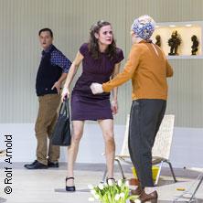 Der Gott des Gemetzels - Schauspiel Leipzig