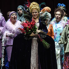 Der Graf Von Luxemburg - Deutsche Oper Am Rhein Tickets