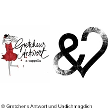 Gretchens Antwort Karten für ihre Events 2018