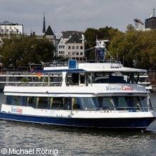 Grill-Party mit Stingchronicity in KÖLN * Köln, Konrad-Adenauer-Ufer, Anleger 13,