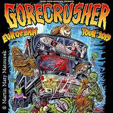 Gutalax, Spasm and guineapig - Gorecrusher European Tour 2019