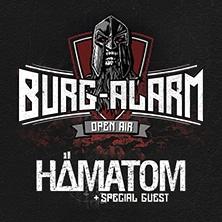 Bild für Event Hämatom + Special Guest - Burg Alarm