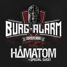 Hämatom + Special Guest - Burg Alarm Tickets