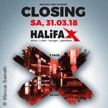 Party: Halifax Closing Karten