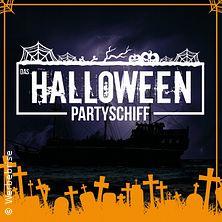 Halloween Partyschiff Mainz in MAINZ * MS Rheingold,