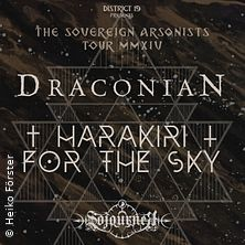 Harakiri For The Sky & Draconian +Supp. ESSEN - Tickets