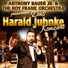 Harald Juhnke Konzert - Anthony Bauer Jr. & The Roy Frank Orchestra
