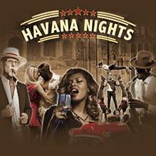 Havana Nights - Das karibische Tanz-Musical aus Kuba in REGENSBURG * Audimax,