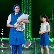 Hecheln. Ein Trip ins Textile - Theater Bielefeld in BIELEFELD * Theater am Alten Markt,