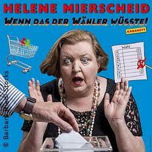 Helene Mierscheid: Wenn das der Wähler wüsste!