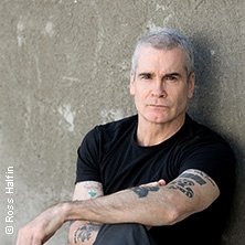 Henry Rollins - Henry Rollins Travel Slideshow in STUTTGART, 12.12.2018 - Tickets -