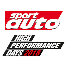 sport auto - High Performance Days 2018 in HOCKENHEIM * Hockenheim-Ring GmbH,