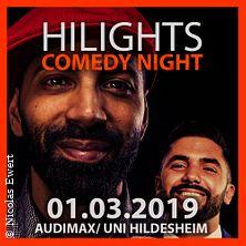 Hilights Comedy Night
