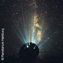 Der Himmel über Hamburg live - Sterne und Planeten erkennen - mit Thomas W. Kraupe