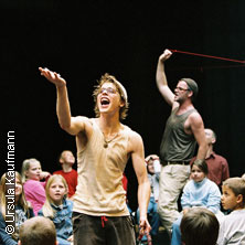Um himmels Willen, Ikarus! - Stadttheater Aschaffenburg in ASCHAFFENBURG * Stadttheater Aschaffenburg,