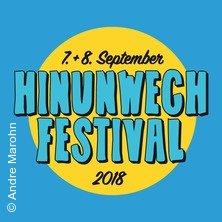 Hinunwech Festival 2018 in HEIDE * Westcoast Festivalgelände,