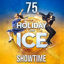 Holiday on Ice - SHOWTIME mit Aljona Savchenko & Bruno Massot in Dortmund, 18.01.2019 - Tickets -