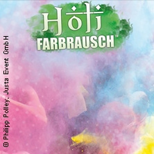 Holi Farbrausch