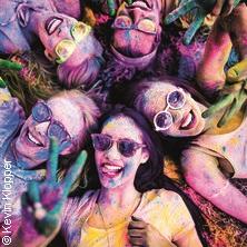 Holi - Fest der Farben in Stralsund in STRALSUND * Hansedom Freigelände,