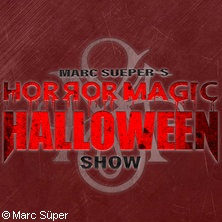 Horror Magic Halloween Show 2018 in WITTEN-ZENTRUM * WERKSTADT-Freizeit mit Kultur