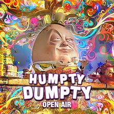Humpty Dumpty Open Air 2019 in HAMBURG * Hafengrün Festivalgelände,