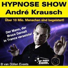 Bild für Event Andre Krausch Hypnose Show