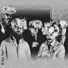 IDLES - Joy as an Act of Resistance-Tour 2018 in MÜNCHEN * Ampere / Muffatwerk,