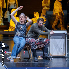 Immer noch Sturm - Stadttheater Gießen in GIESSEN * Stadttheater Gießen Großes Haus,