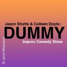 ImprovComedy Show: Dummy in MANNHEIM * Comedy Room,