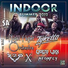 Indoor Summer 2019 - Tageskarte