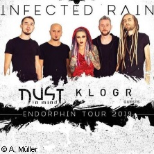 Infected Rain - Endorphin Tour 2019