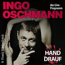 Ingo Oschmann: Hand drauf!