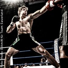 Internationale Boxgala - Vincent Feigenbutz vs. Ryno Liebenberg in LUDWIGSBURG * MHP Arena,