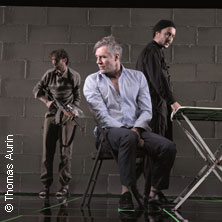 Invisible Hand - Schauspiel Frankfurt