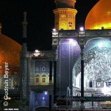 Iran - Reisebildvortrag Wolf Beyer