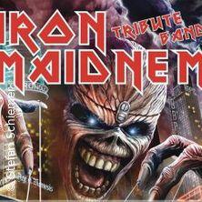 Iron Maidnem - Iron Maiden Tribute in MANNHEIM * 7er Club,