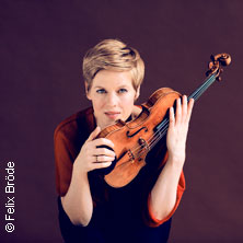 Isabelle Faust (Violine) -  Orchestre des Champs-Élysée  - Philippe Herreweghe (Dirigent) in LUDWIGSHAFEN * BASF - Feierabendhaus,